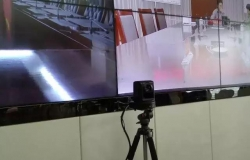 PUAS HD video conference camera in Boao Forum for Asia
